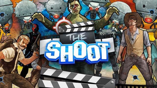 The Shoot: Le test