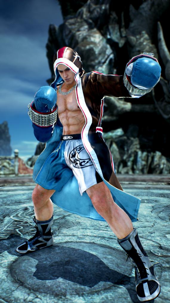 Tekken 7: Fated Retribution (nouvelles images)