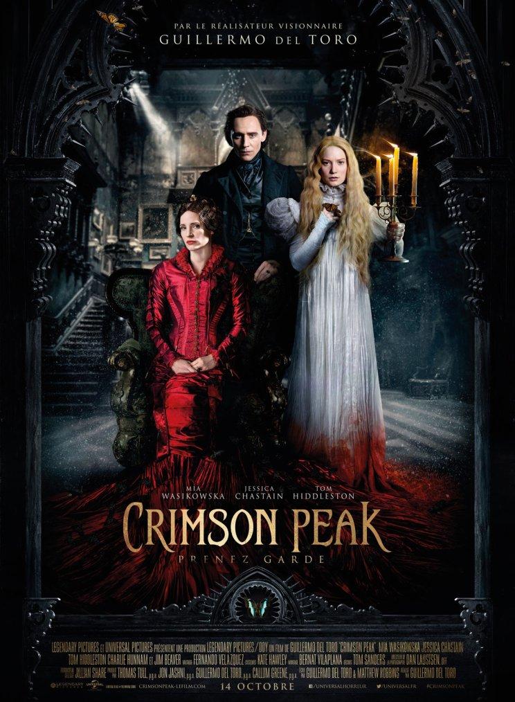 Cinéma: Crimson Peak