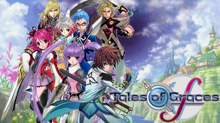 Tales of Graces F: Le test