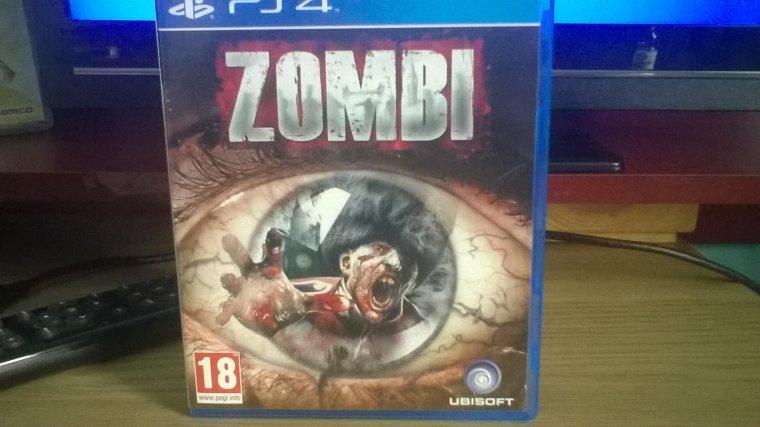Mes achats: Zombi (PS4)