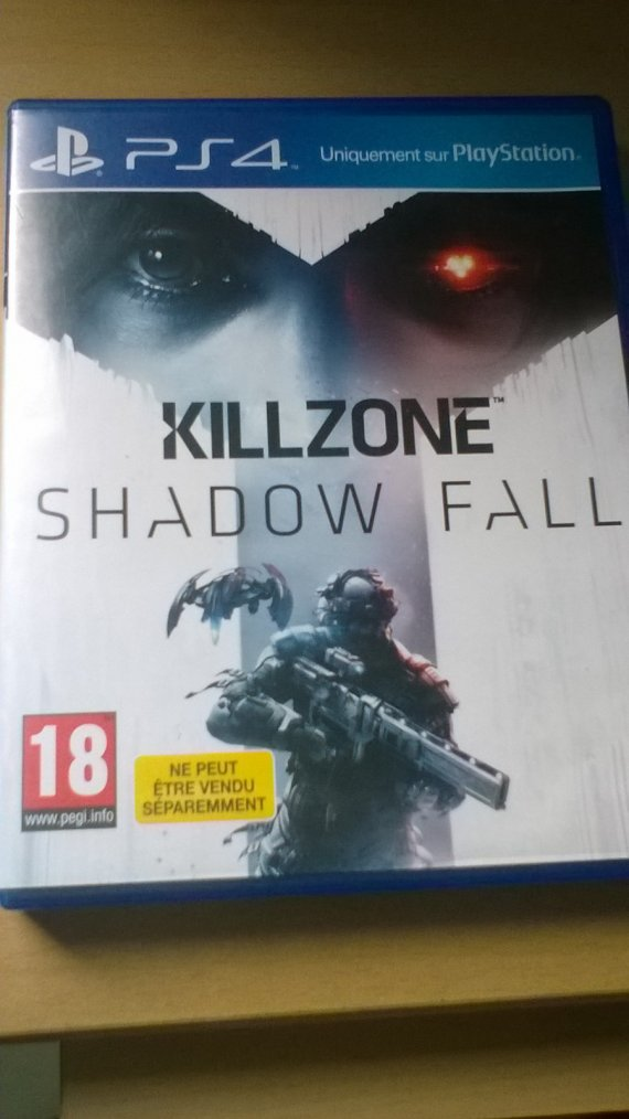 Achat (cadeau)  / Killzone: Shadow Fall