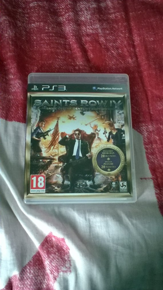 Achat / Saint's Row IV: Game century édition
