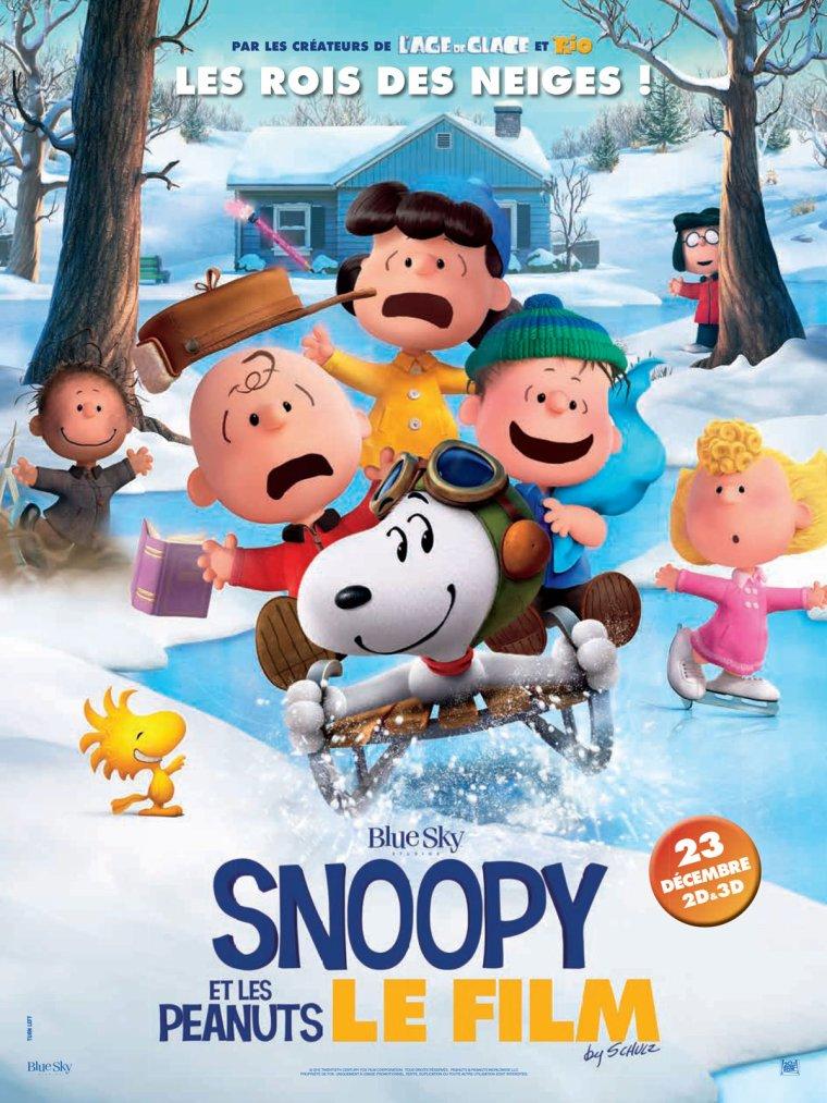 Snoopy & les peanuts