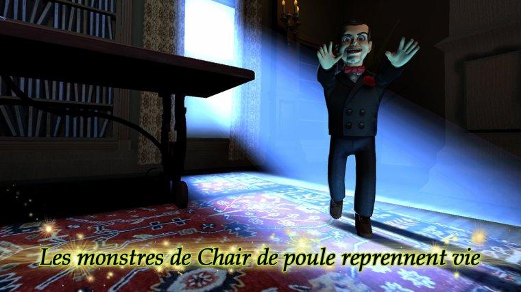 Android: Chair de Poule: Nuit de cauchemar