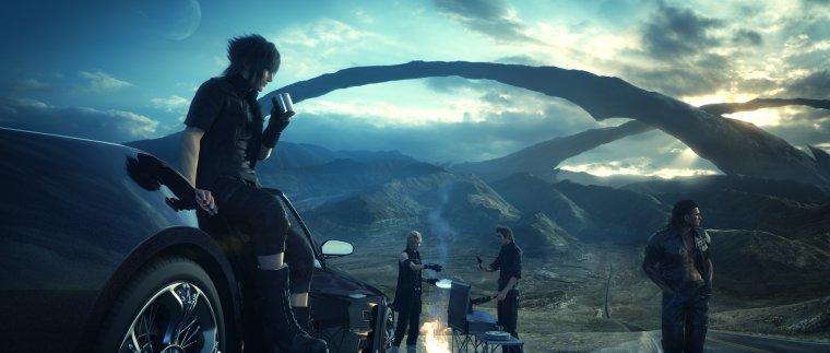 Final Fantasy XV fuite sa date de sortie