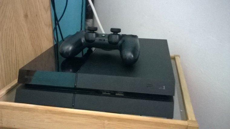 Ma PS4