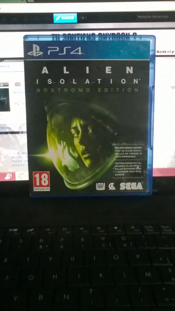 Achat: Alien Isolation