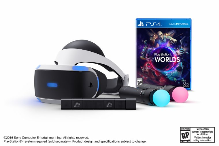 Bundle Playstation VR