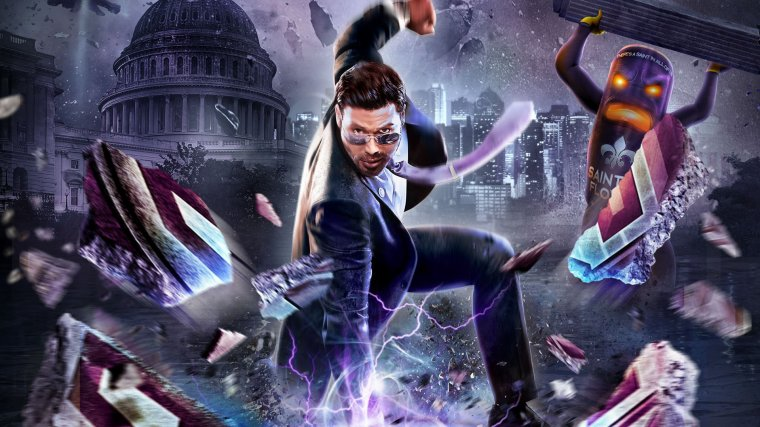 Saints Row 5 à l E3 2016 ?