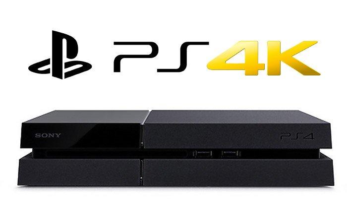 Sony lance la PS4 4K (PS4K)