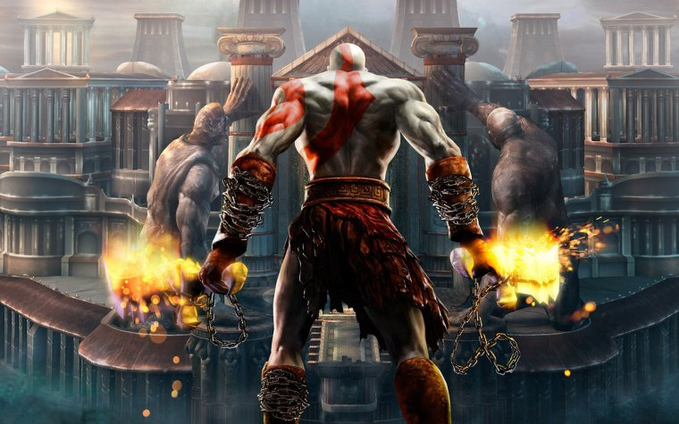 God Of War: Kratos de retour sur PS4 ?