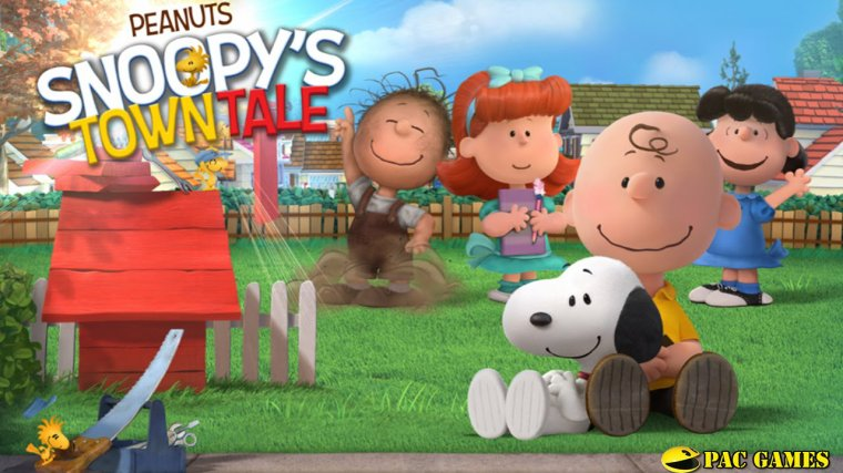 Peanuts: Snoopy Town Tales (Android)