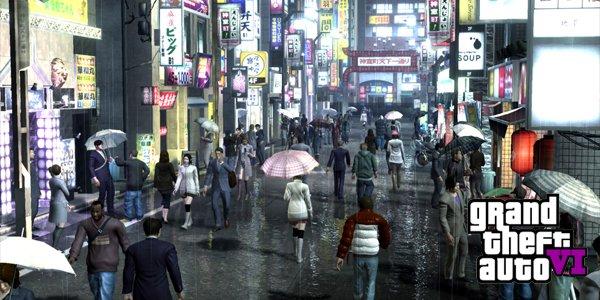 Grand Theft Auto VI: Tokyo ?