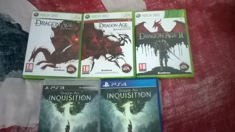 Collection: Dragon's Age