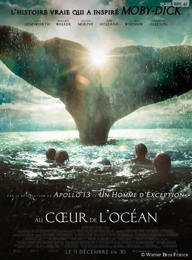 Ciné: Au coeur de l'océan