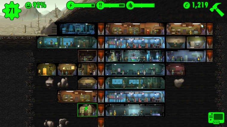 Fallout Shelter (Android)