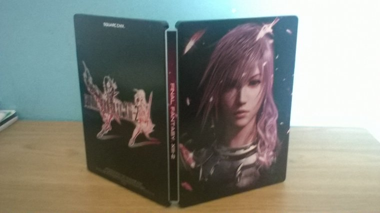 Achat: Final Fantasy XIII-2 Steelbook
