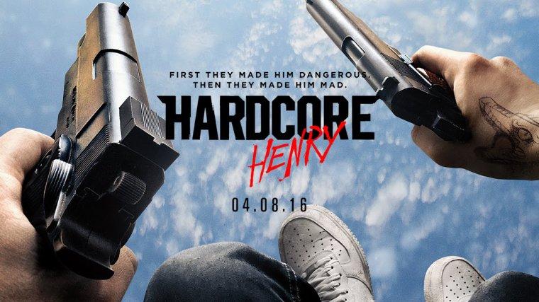 Harcore Henry: Un excellent Vomitif