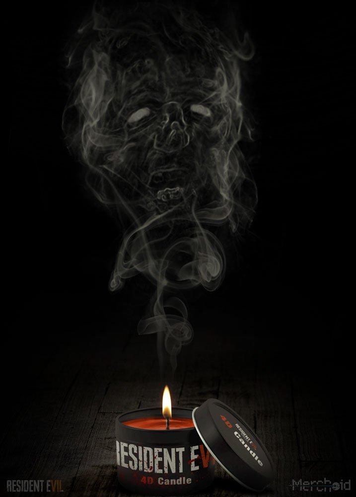 Resident Evil 7: La bougie à l'odeur de sang