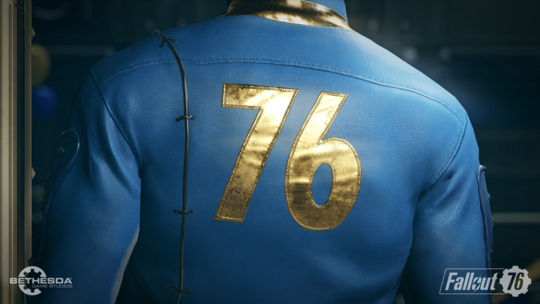 Fallout 76 / Novembre 2018