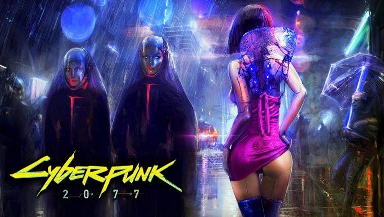 Cyberpunk 2077 / E3 2019