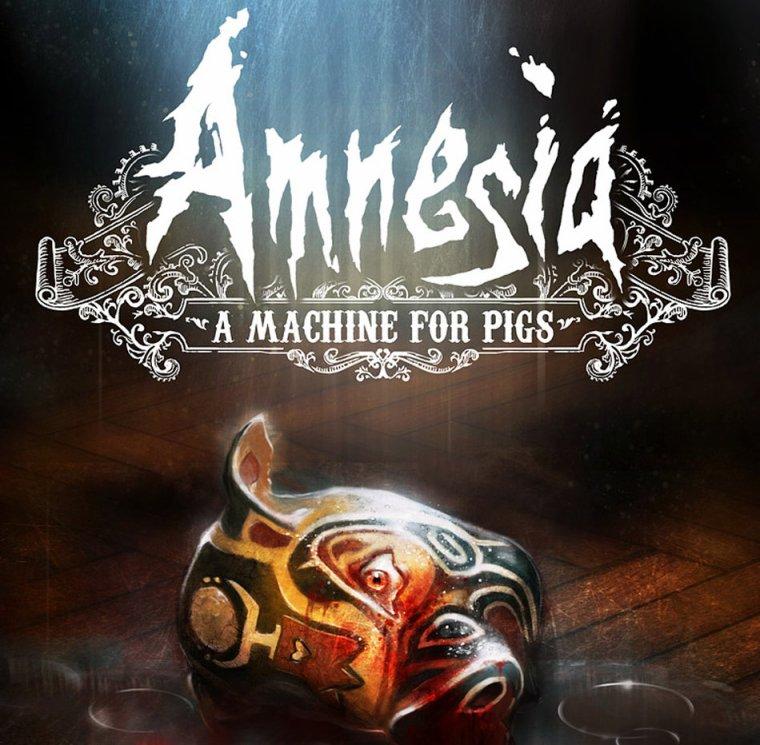 Amnésia The Dark Descent + A Machine For Pigs (Le Test)