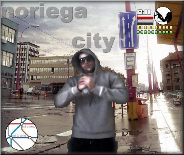 NORIEGA CITY