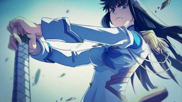 Satsuki Kiryuin, Kill la kill