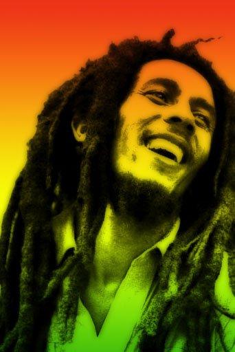Bob Marley un dieux du reggae