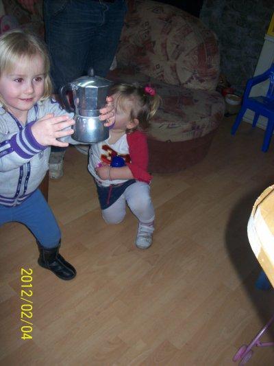 entre frere, soeur, et niece
