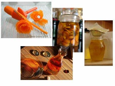 Fabriquer son huile de carotte ( par macérat )