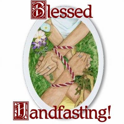 Handfasting - Rituel de mariage