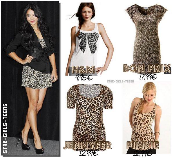Le motif léopard, toujours aussi sauvage
