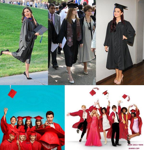 Article spécial bac : Les stars diplômées