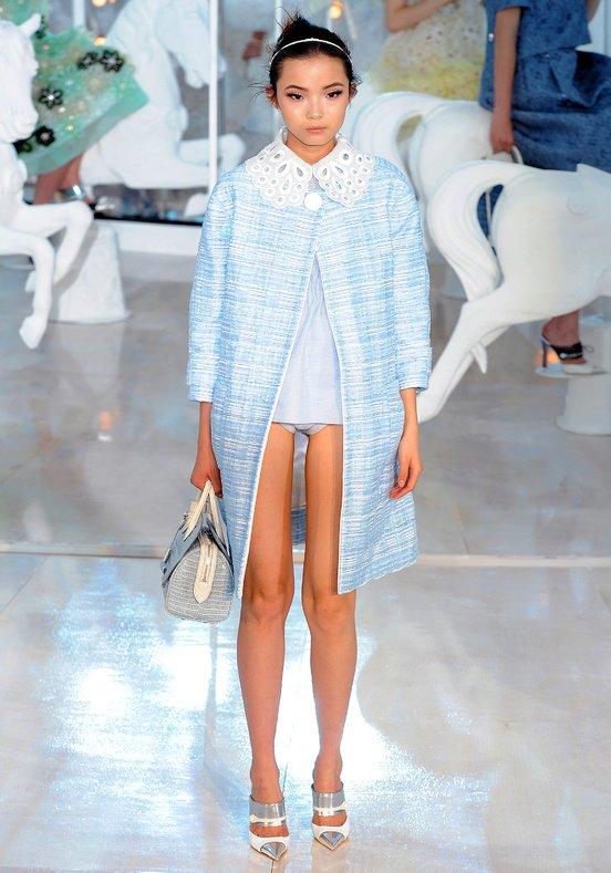 Quelques Défilés Printemps-Été 2012 2013 Louis Vuitton