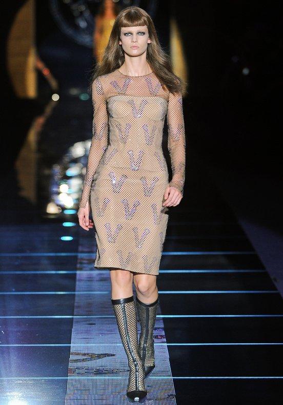 Défilé Automne-Hiver 2012 2013 Versace