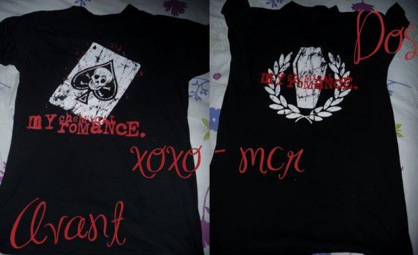 MCR T-Shirt Revenge .
