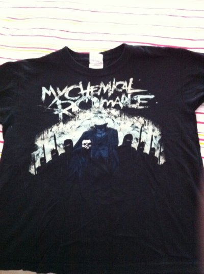 T-Shirt Black Parade