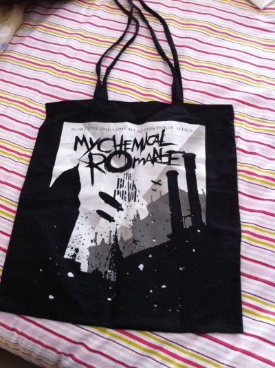 Sac MCR BLACK PARADE