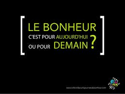 LA TENTATION DU BONHEUR