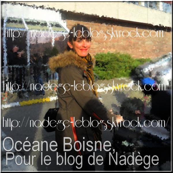 Nadège aux Enfoirés [19/01/2014]