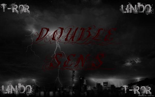 Double Sens = Voila Je Vous presente Mon Rap ;)