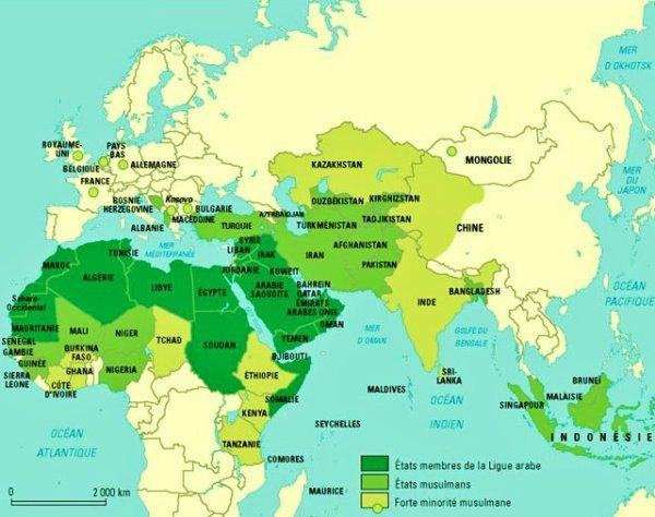 le monde musulman++