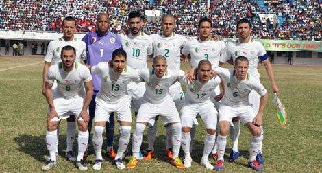 l'équipe national.