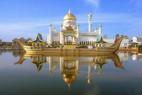 la mosquée....