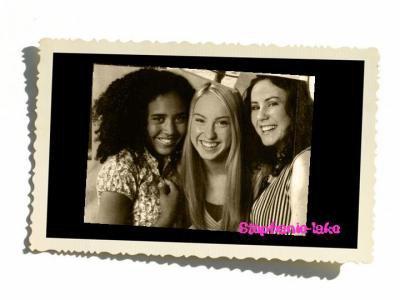 Keenan, Sophie and Lara! ^^
