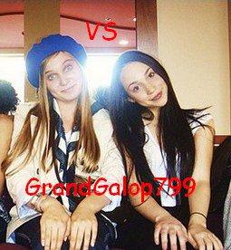 """Montage : """"Marny VS Ariel"""". ^^"""