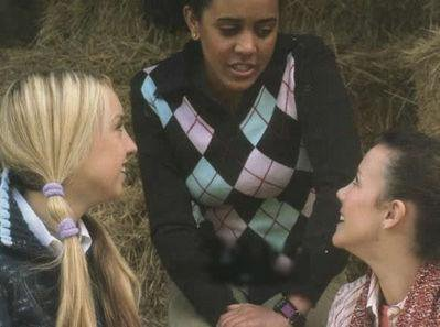 Carole, Stephanie & Lisa ^^