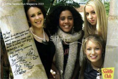 Les 4 filles